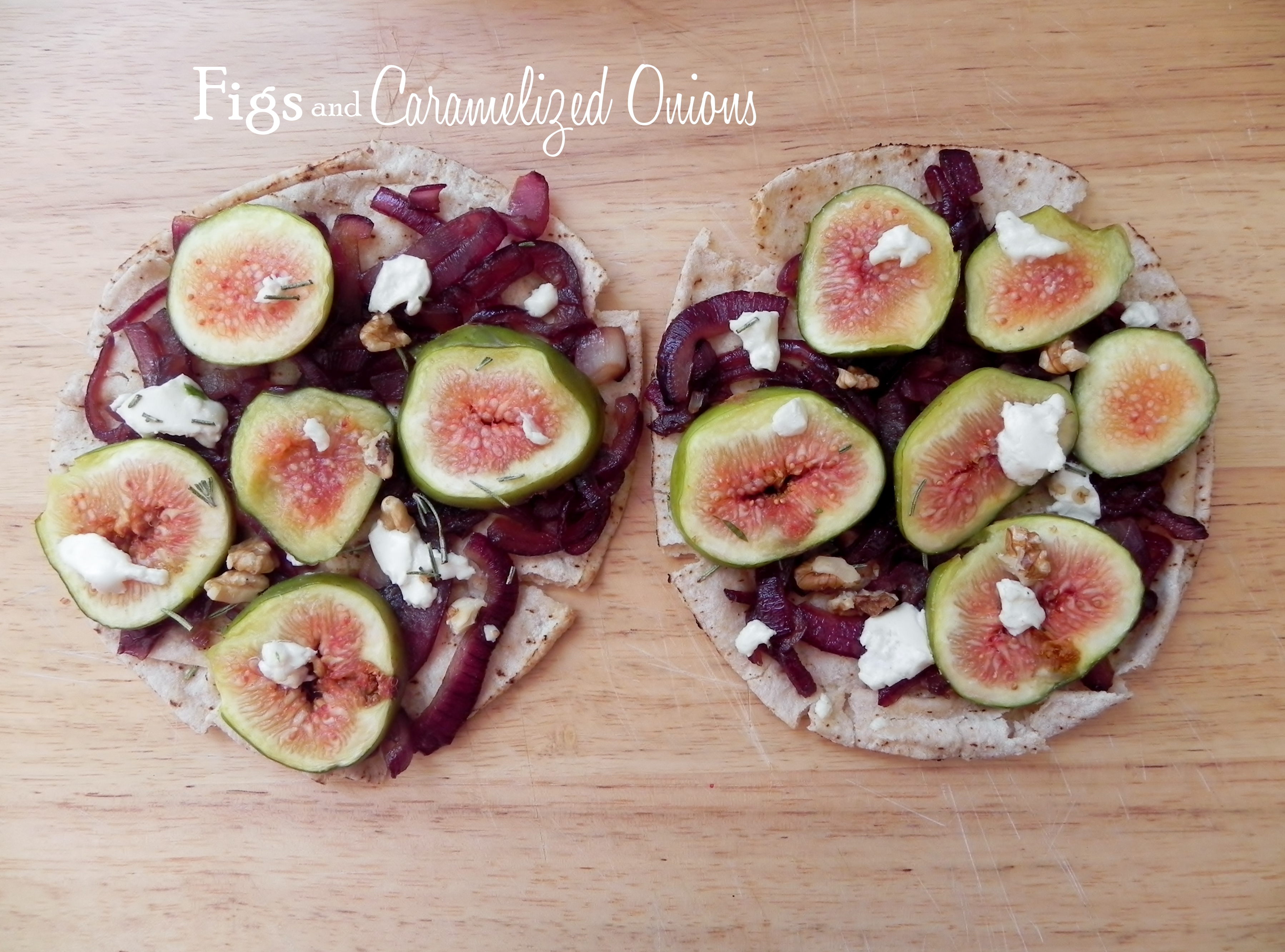 Pizza With Caramelized Red Onions, Olives And Feta Cheese Recipes ...