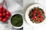 voracious vander - pesto quinoa