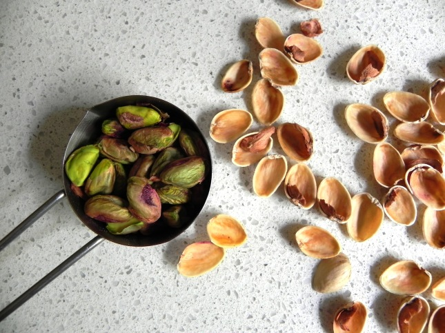 voraciousv - pistachios