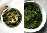 vv - kale pistachio pesto